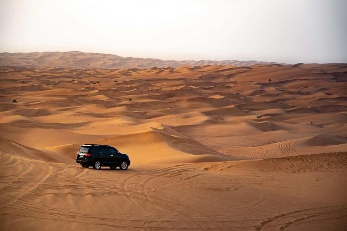 VIP Evening Desert Safari